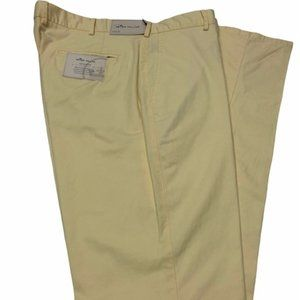 Peter Millar Soft Touch Twill Pants 38x36 NWT